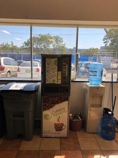 Maquina Vending Expendedora De Cafe Brio 250 Necta