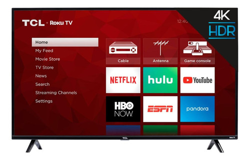"""Smart TV TCL Serie S4 50S425 LED 4K 50"""""""