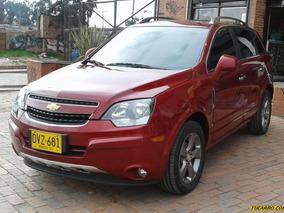 Chevrolet Captiva Sport Platinum At 3000 Cc 5p 4x4