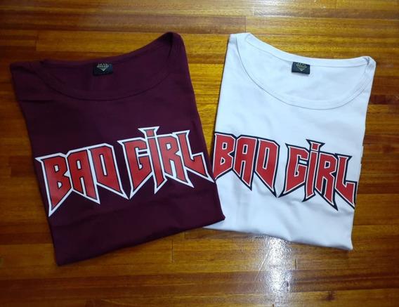 Remera Bad Girl