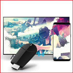 Dongle Hdmi Dual Banda 5g / 2.4g 4k Mirascreen Outro / Preto