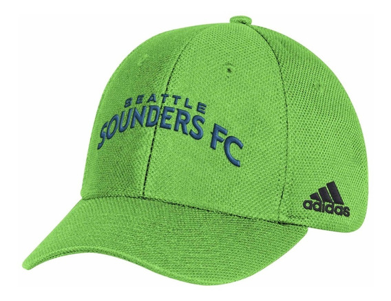 adidas Gorra Importada Wordmark Seattle Sounders Fc Unita
