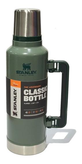 Termo Stanley Clasico 1,9lts Agua Caliente 45 Hs - Garantía!