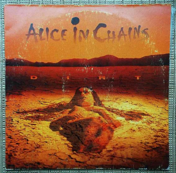Lp Alice In Chains / Dirt - Disco Raro