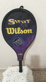 Raquete Wilson Swat Tênis E Raquete Prince J/r E Frescobol