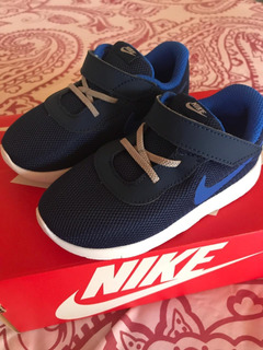Zapatilla Nike Niño Azul