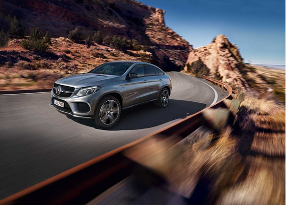 Mercedes-benz Clase Gle 3.0 Coupe 43 Amg At 2019