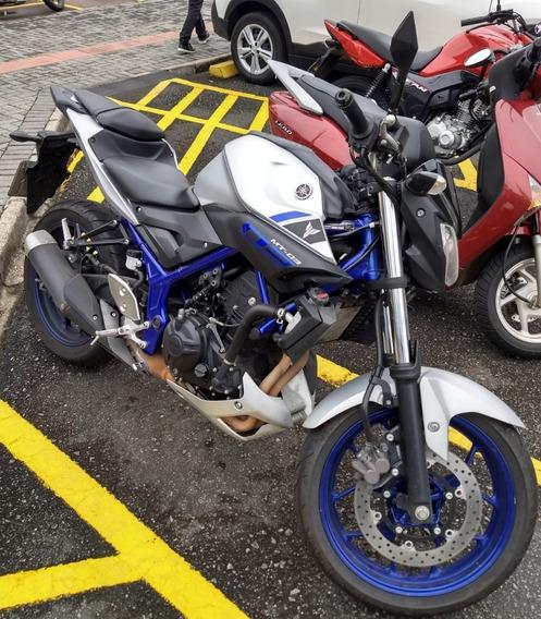Yamaha Mt-03 321cc 16/17