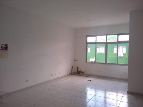 Sala Para Alugar, 50 M² - Centro - São Bernardo Do Campo/sp - Sa4499