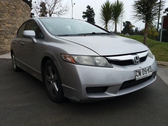 Honda Civic 1.8 Lx 2011