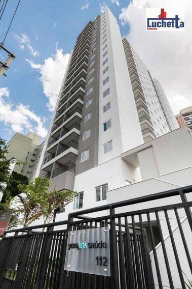 Apartamento Com 2 Dormitórios À Venda, 51 M² - Saude - São Paulo/sp - Ap0363