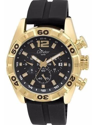 Relógio Condor Masculino Cronografo Covd33av/8p Oferta