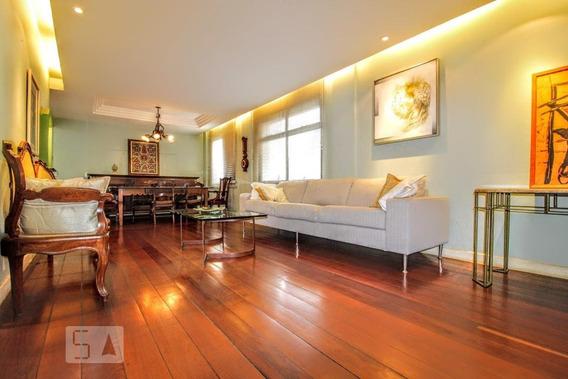 Apartamento Para Aluguel - Sion, 4 Quartos, 150 - 892994067
