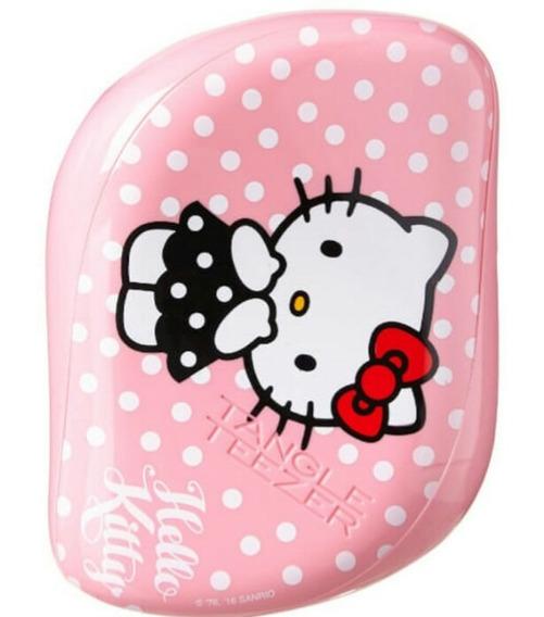 Escova Tangle Teezer Hello Kitty Compacta