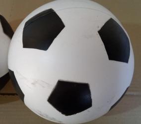 Kit Com 30 Bolas Dente De Leite Tamanho Futebol De Salão