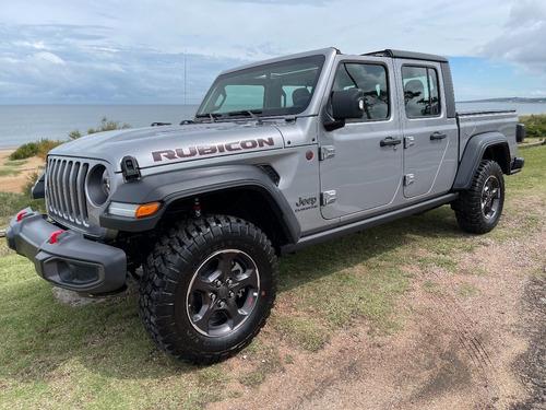 Jeep Gladiator Rubicon 4x4 2021 Entrega Inmediata!!
