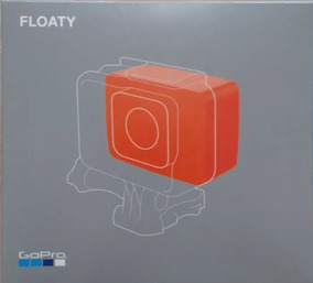 Flutuador Boia Gopro Hero 5/4 Black - Floaty - Original 065