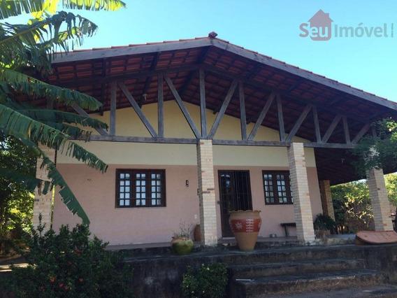 Excelente Casa - Precabura/ - Ca0300