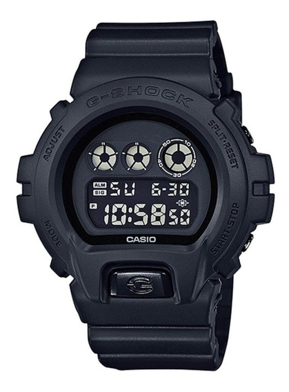 Relógio Casio G-shock Dw-6900bb-1dr + Nfe + Garantia Dw6900