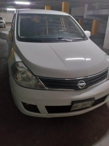 Nissan Tiida 1.8 Emotion At 2010