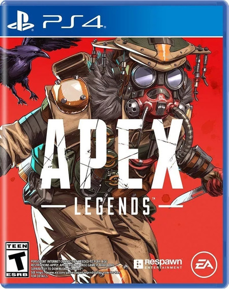 Apex Legends Ps4 Juego Nuevo Cd Físico Original Sellado