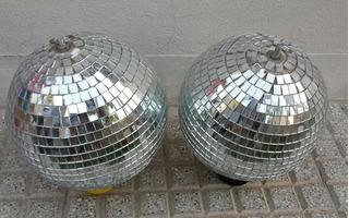 Esferas Espejadas Bola De Boliche Precio Por Las 2