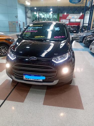 Ford Ecosport 2016 1.6 16v Freestyle Flex 5p