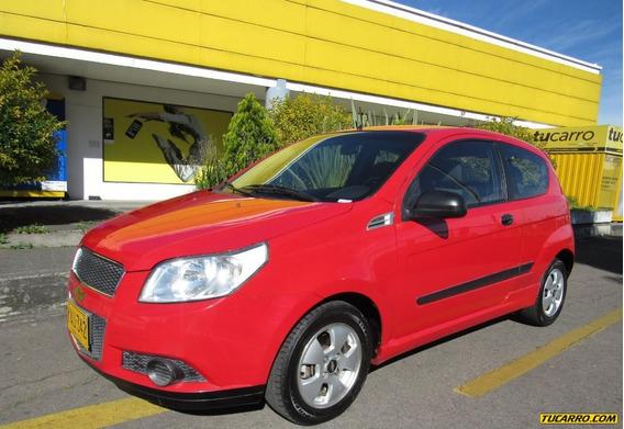 Chevrolet Aveo Emotion Gti 1.6 Mecánico Coupé