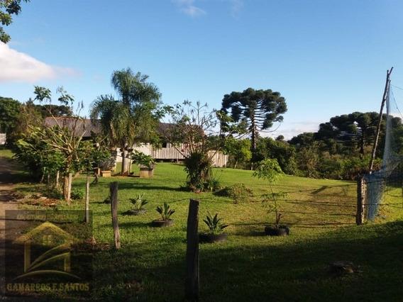 Área De 4.235 M² Em Quatro Barras - Ch00024 - 33357325