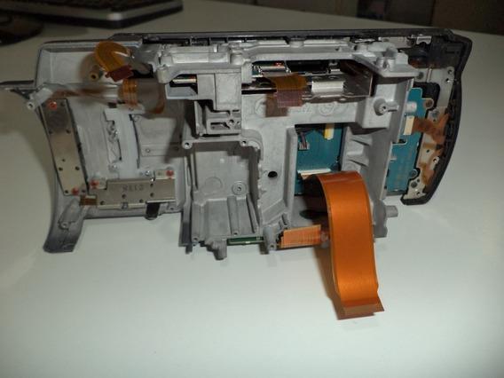 Gabinete Lateral Com Lcd Da Filmadora Sony Hdc-fx7