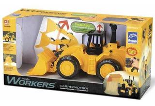 Camion Arbrex 0340 Cargadora