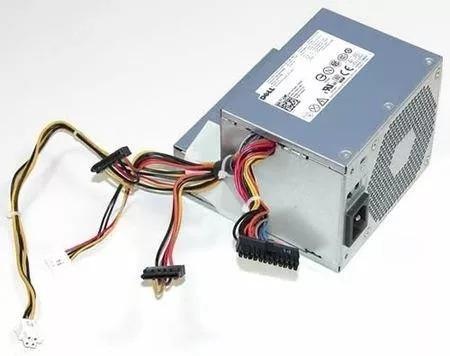 Fonte Dell Slim Optiplex 760, 780 980 Conector Preto Pequeno