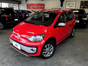 Volkswagen Cross Up 1.0 Tsi 12v Flex 4p Manual 2016