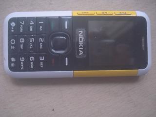 Celular Mini Nokia Model.5310 Doble Sim