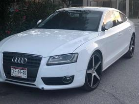 Audi A5 2.0 Spb Luxury Turbo Multitronic Cvt 2011