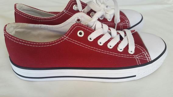 Zapatos Deportivos Tipo Converse Varios Modelos Tallas Color