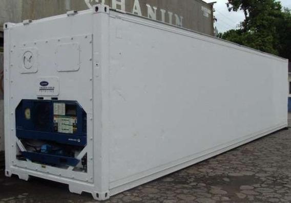 Manaus Tem Container Dry E Reefer
