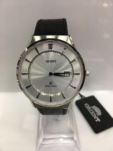 Reloj Orient Sapphire Cuero Hombre Fgw03007w0 Original