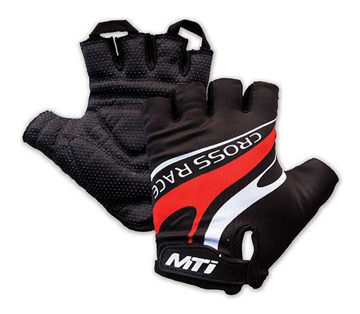 Guantes Ciclismo Bicicleta Crossfit Mti Cross Race - Racer