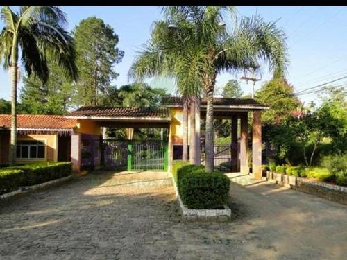 Imagem 1 de 12 de Chácara, Condomínio De Chácaras Campo Verde, Bairro Fazenda Marajoara, Campo Limpo Paulista - Ch07778 - 34275039