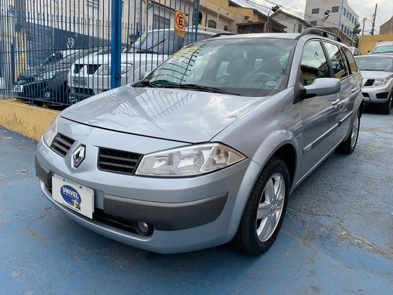 Renault Megane Grand Tour 1.6 Dynamique!!! Oportunidade!!!