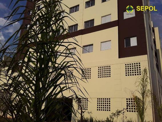 Apartamento Com 2 Dormitórios À Venda, 45 M² Por R$ 210.000,00 - Jardim Imperador (zona Leste) - São Paulo/sp - Ap0475