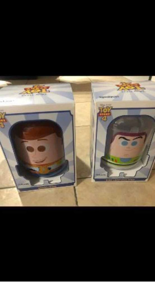 Palomeras Pocks Toy Story 4 Buzz Y Woody Nuevos