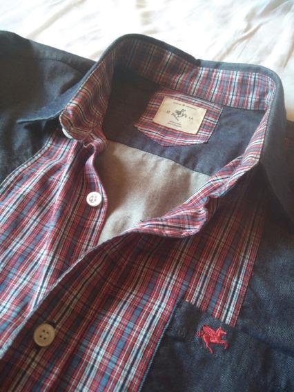 Camisa Hombre La Toscana - Talle L
