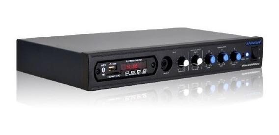 Amplificador Oneal Om2000ec 60wrms Fm/usb/sd/bluetooth