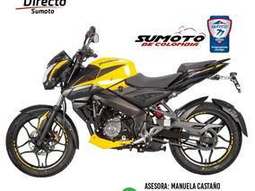 Pulsar Ns 160 2019!nueva+casco !crédito Inmediato Medellín!!