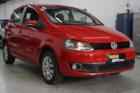 Volkswagen Fox 1.0 Trend 2013 Vermelho 4 Portas