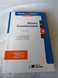 Direito Constitucional 9 - Coleção Oab N Luciana Russo