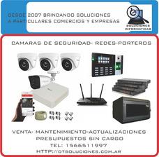 Instalacion-mantenimiento- Camaras De Seguridad