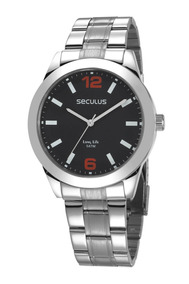 Relógio Seculus Masculino 28982g0svna2